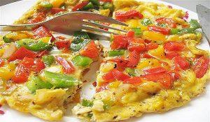 rainbow-omelette