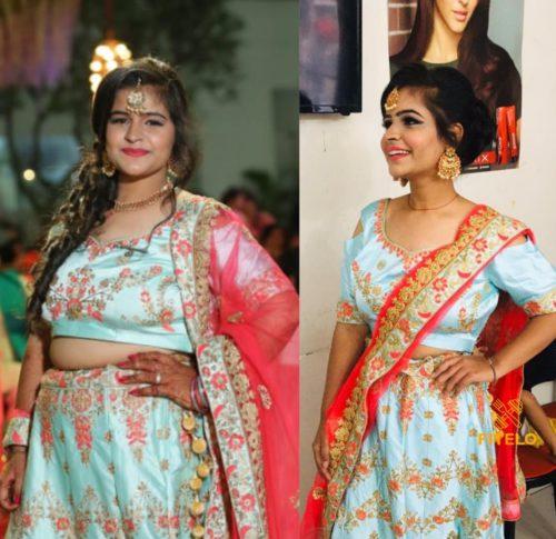 radhika's weight loss transformation