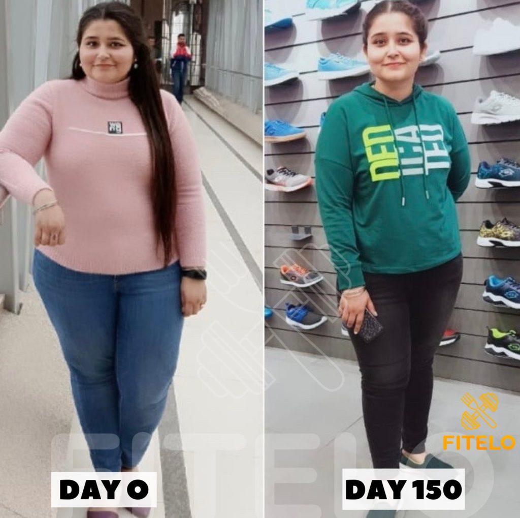 Harbir's weight loss success story