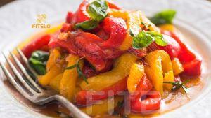 Bell Peppers Zest Recipe