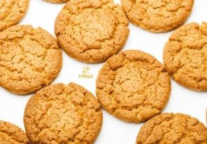 Baked Atta cookies recipe