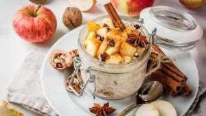 Apple pie oatmeal Recipe