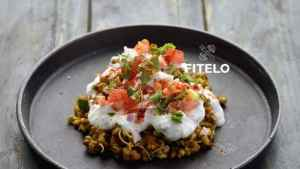 Healthy Sprout Dahi Chaat Recipe