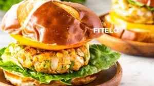 Vegan Tofu Burger recipe