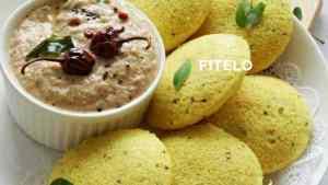 Weight-loss High-Protein Idli Recipe