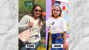 weight loss journey without a gym