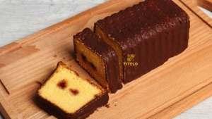 Chocolate Strawberry Loaf recipe
