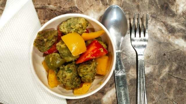 Rainbow Dumpling recipe