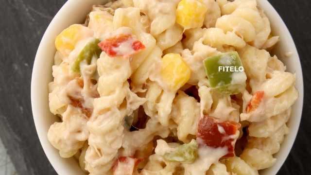 Cold Pasta Salad recipe