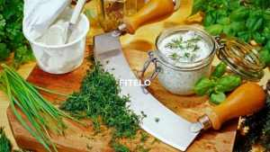 Hung curd with Basil seeds recipe