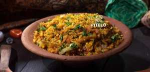 Oats Bhelpuri Recipe