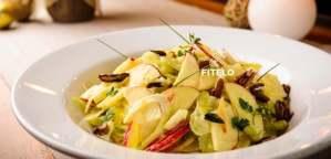 Apple Lettuce Salad Recipe