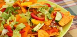 Nachos Salad recipe