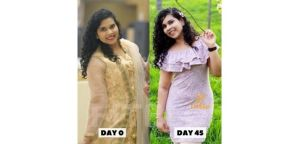 diet plan for weight loss in India