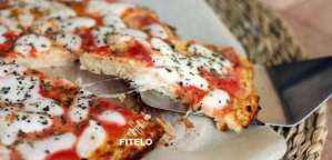Cauliflower egg pizza recipe