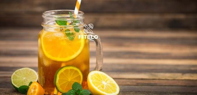 Mint and Lemon tea recipe