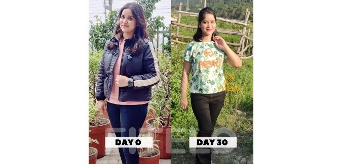 losing weight with PCOS