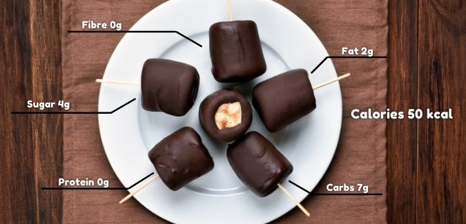 Banana Chocolate Lollipop Recipe