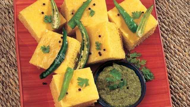 Lauki Dhokla Recipe