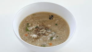 Turai Rice Soup Recipe