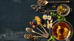 Herbal Belly Tea Recipe