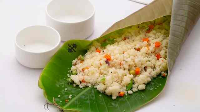 Millet Upma Recipe