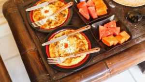 Papaya Pancake Recipe