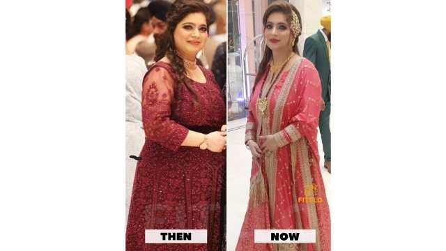 Sumeet weight loss