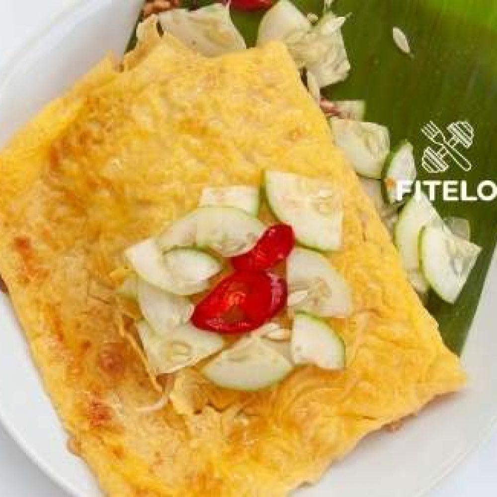 Egg Crepe recipe