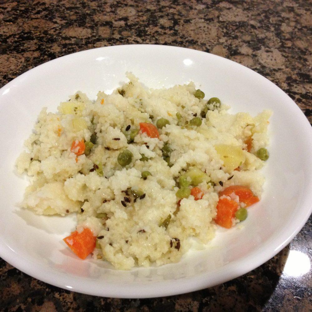 Samak Rice Pulao Recipe