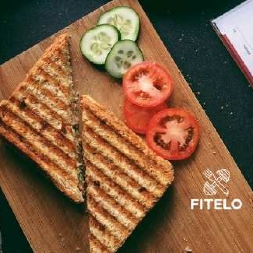 High-protein Soya Sandwich Recipe