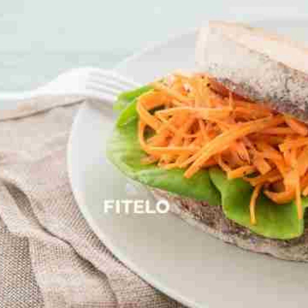 Carrot Egg Sandwich Recipe