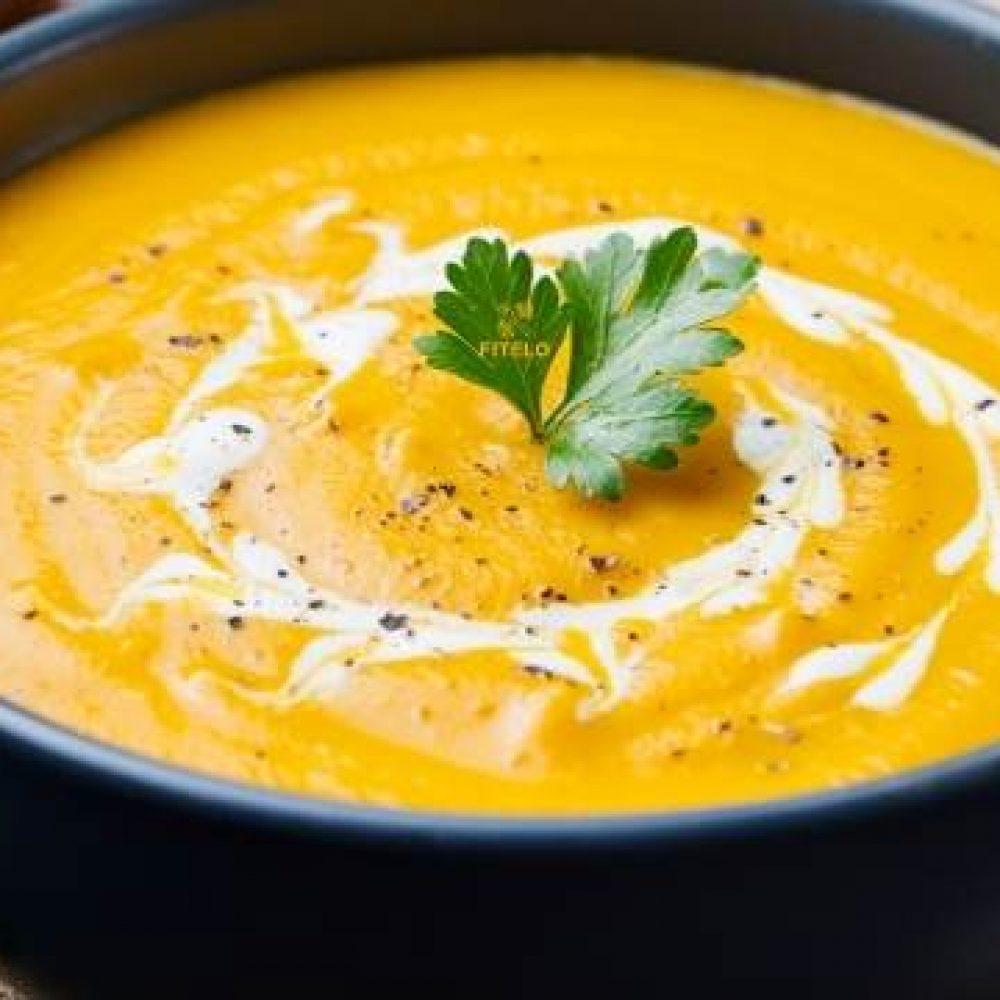 Weight loss Pumpkin soup Recipe