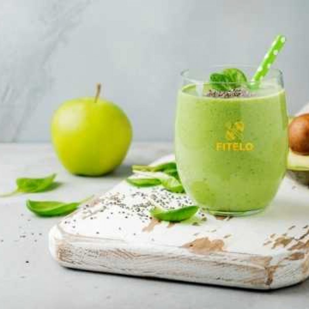 The Green Glorious Slush Recipe