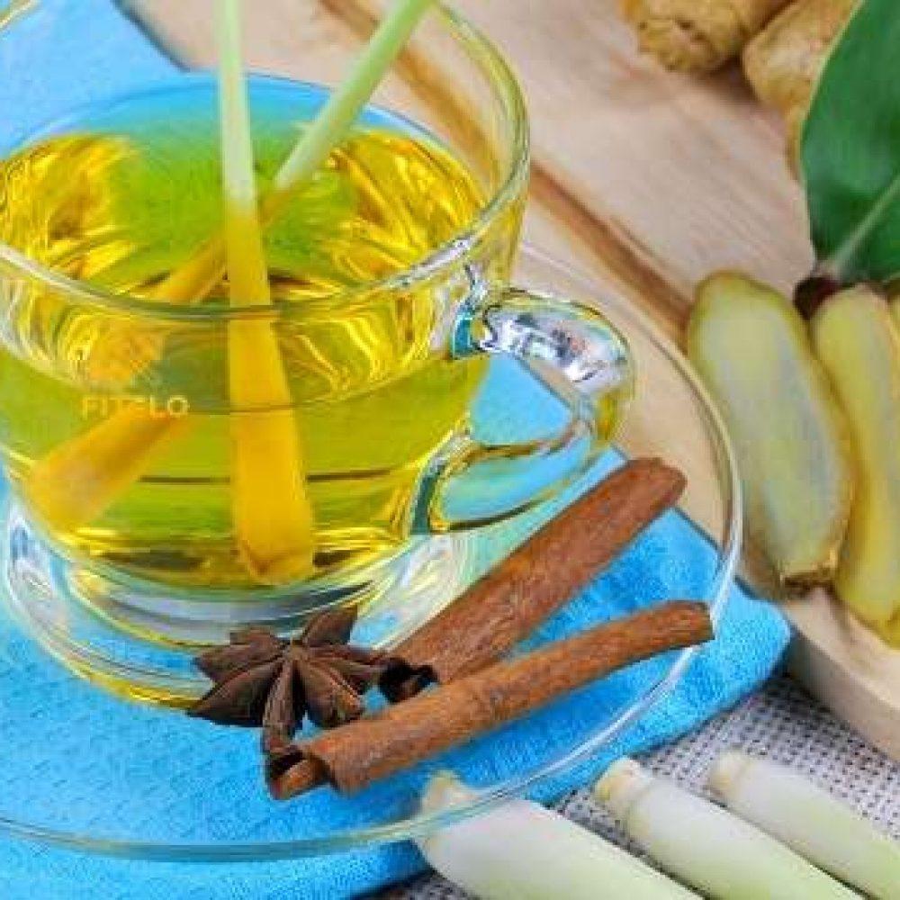 Lemongrass Ice Tea Recipe