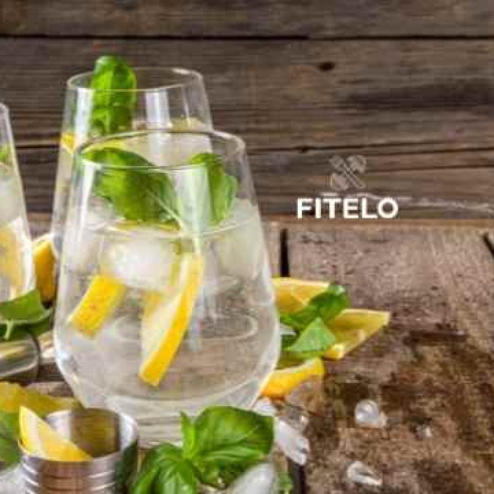 Mint & Basil Lemonade with Gond katira Recipe