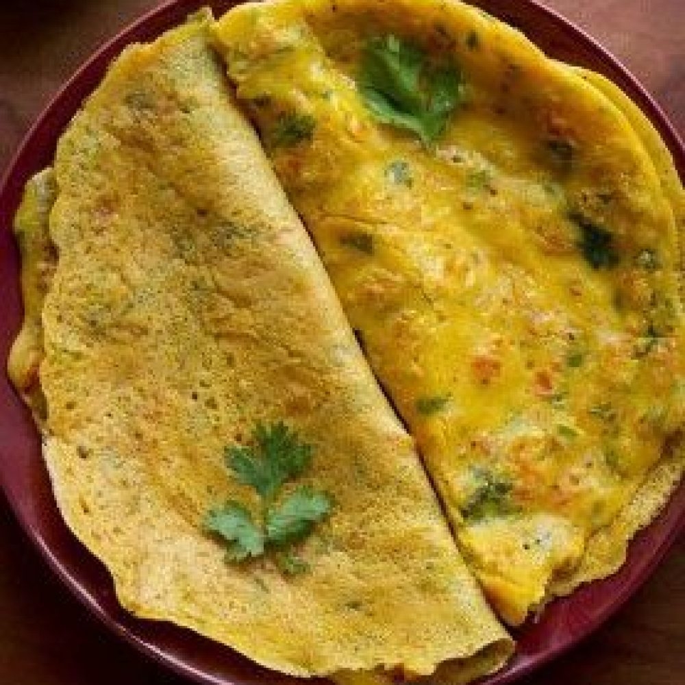 Is besan chilla good for weight loss